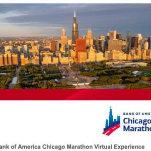 シカゴマラソンが無料のバーチャルエクスペリエンスを開催