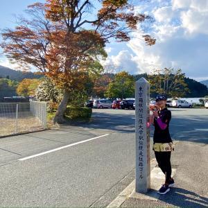 バーチャルニューヨークマラソン【ひとり箱根駅伝4・5区】