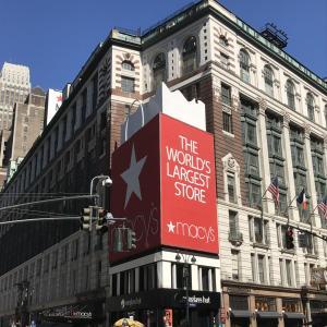 老舗百貨店Macy's(M)が2020 1Q暫定の決算を発表 コロナショックによる深刻な赤字を計上