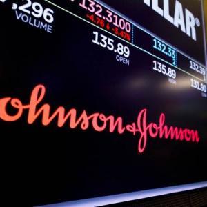ジョンソンエンドジョンソン(JNJ)が20202Qの決算を発表