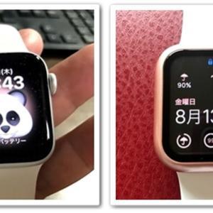 ご褒美に買ったアップル家の時計子さん