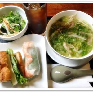 ハローワーク。。。からのベトナム料理