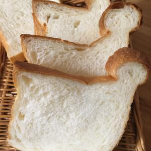 リーゼントの食パン