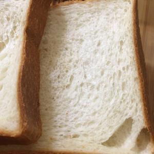 ふわふわ生地でいつもの食パン