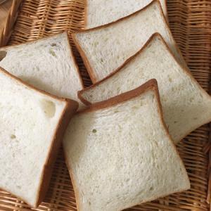 2分でこんがりふわふわ食パン
