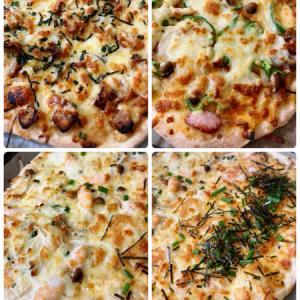 晩ご飯はおうちピザに決まり!