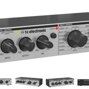 TC ELECTRONIC M100 ティーシーエレクトロニックのマルチプロセッサー