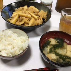 ダイエットな夕ごはん