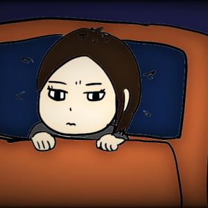 睡眠障害の話(嫁の場合)