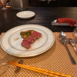 大阪飲食店応援キャンペーンの利用で【オーガニックビストロL'oiseauBleu】に行ってきた