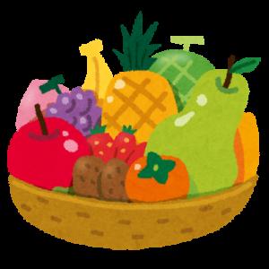 フルーツだけダイエット始めます