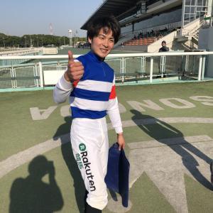 園田競馬・開催日誌 2021年4月20日 ルーキー今週も躍進の予感!