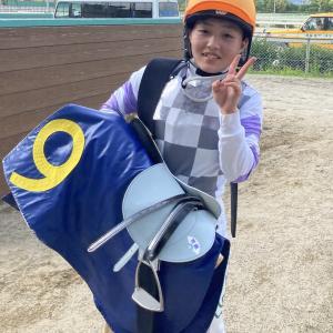 園田競馬・開催日誌 2021年6月30日 重賞5勝馬ステラモナークが、佐々木世麗騎手の騎乗で復帰戦を快勝!