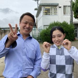 園田競馬・開催日誌 2021年7月8日 渡瀬師が200勝達成!