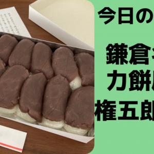 300余年も続く伝統の味 鎌倉名物 力餅屋の権五郎力餅 【今日のおやつ】