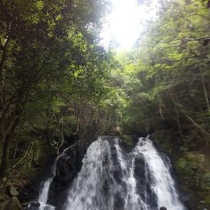 【バイク|ツーリング】信楽の鶏鳴の滝|吉野の不動七重の滝に行ってきた!