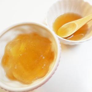 さっぱりおいしいメープルレモンわらびもち♪