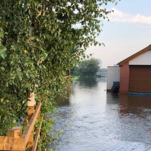 【Farmer】浸水被害にあってしまいました…。