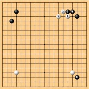 本因坊戦 第4局1日目