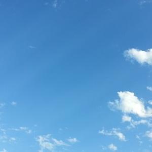 いつもと変わらない朝の空 ~ 生きてまた会おう ~