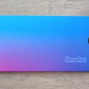 Revolutカードを、入手した。