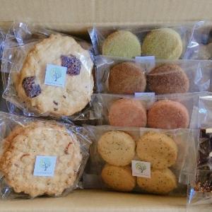 「5月の焼き菓子&チョコBOX」ネット販売のお知らせ