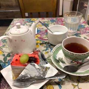 素敵なところでお茶したい。