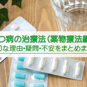 うつ病の治療法(薬物療法編)