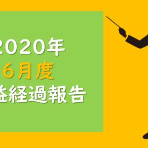 2020年6月度ブログ収益経過報告【はてなブログ】
