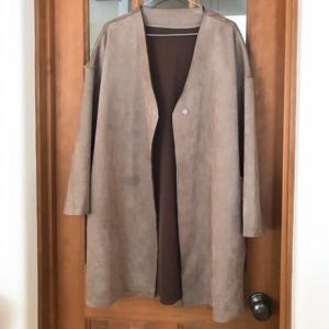 衣替え|1度しか着てないコートを収納してみた
