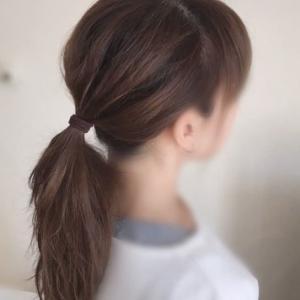 【ヘア】おうち時間たっぷりなのでヘアスタイルを工夫してみた|大人の習い事|ヘアアレンジ編