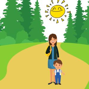 コロナウイルスに感染しないために子供とお母さんが一緒にやるべき超簡単なこと