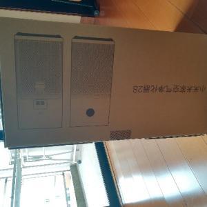 Xiaomiの空気清浄機を買ってみた