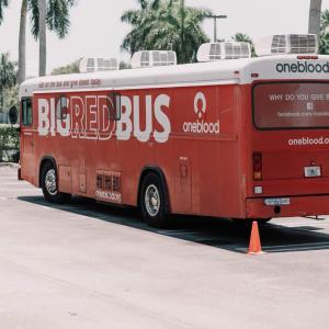 数十年ぶりに献血してみました!