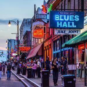 ブルース発祥の街メンフィスでBluesを堪能する 「アメリカ横断バス一人旅 メンフィス編」