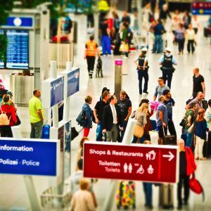 空港でのチェックイン Check in  「旅行英語」で学ぶ英語表現 その④