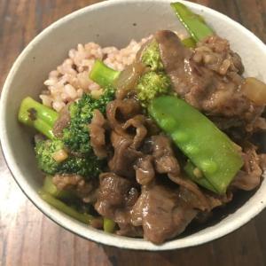 ブロッコリー・絹さやの牛肉こま切れにんにく生姜レシピ 20分の炒め物/中国料理で野菜とご飯がモリモリ