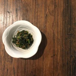 10分大根菜のカツオ節炒めレシピ/捨てずに作る常備菜(作り置き)