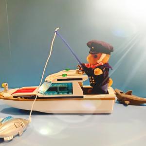キャプテン海へ出る!