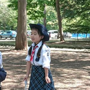 初めてのユニフォーム!【北海道第8団:札幌市中央区】
