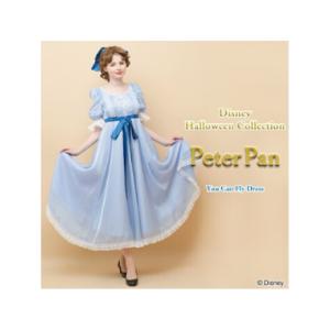 【You Can Fly! Dress(Peter Pan ver)】 「ピーター・パンと空を飛ぶウェンディの衣装を、時代背景に合わせ、よりクラシカルでガーリーに仕上げました」