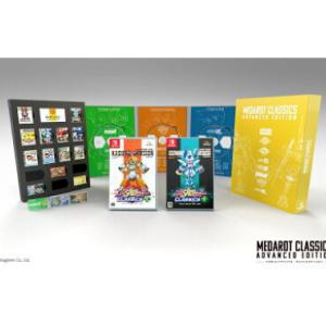 メダロット クラシックス プラス アドバンスエディション 『当時の思い出がNintendo Switchであざやかに蘇る』 価格:13662円(税込、送料無料)