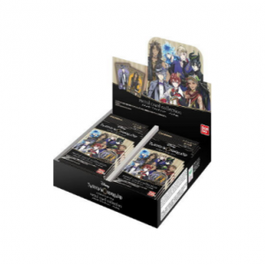 【再販】ディズニー ツイステッドワンダーランド メタルカードコレクション パックVer. (BOX)