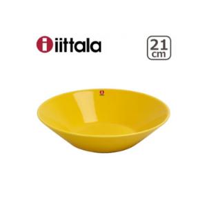 イッタラ TEEMA(ティーマ) ボウル 21cm 【ハニー色】 『 09月22日20時00分より販売開始』
