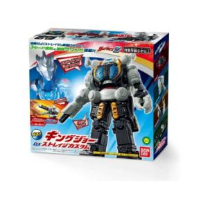 DXキングジョー ストレイジカスタム 対怪獣ロボット部隊ストレイジが劇中で乗り込む『キングジョーストレイジ』が登場!