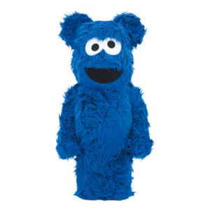 BE@RBRICK 『COOKIE MONSTER』 Costume Ver. 400% / Ver. 1000%