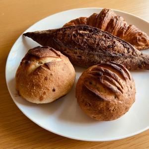 ムチムチ食感で満足感に溢れるパンに出会った 〜ブーランジュリー マルゼルブ〜