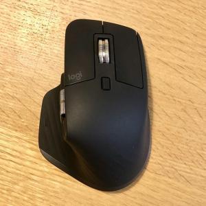 【Logicool MX Master 3レビュー】人間工学による抜群のフィット感!作業効率アップの高機能マウス