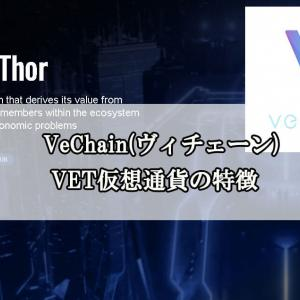 VeChain(ヴィチェーン)/VET仮想通貨の取引所とウォレット・今後の将来性!