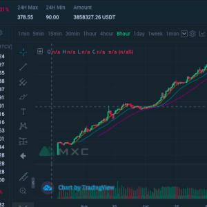 仮想通貨BTCV(ビットコインボルト)価格大下落で取引停止!MXCで取引可でチャンス到来
